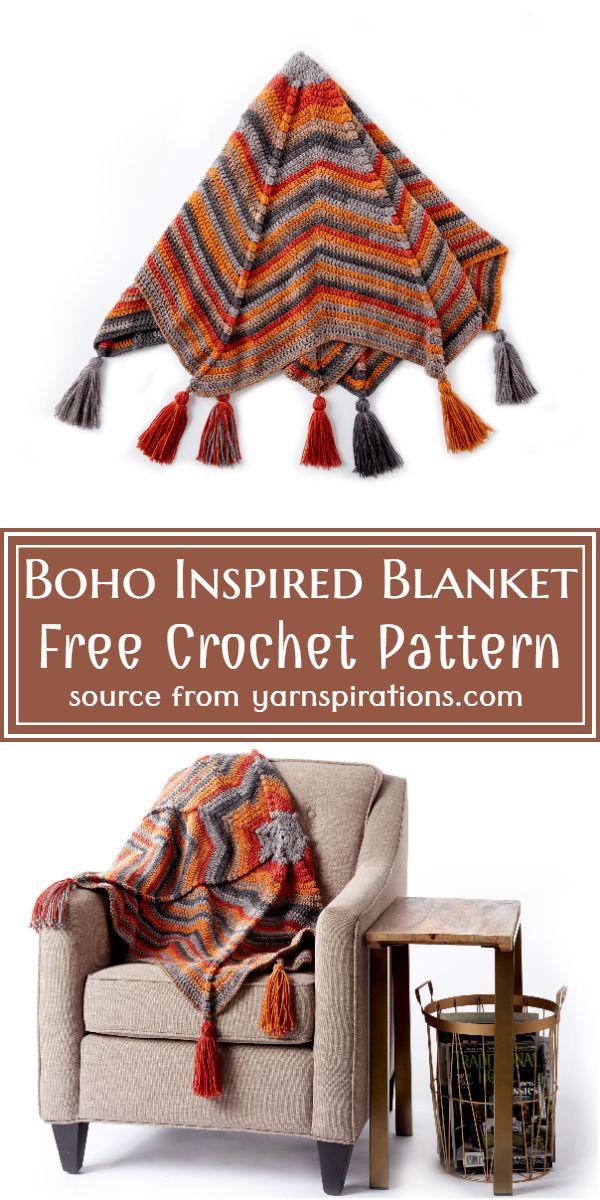 Inspired Blanket  Pattern