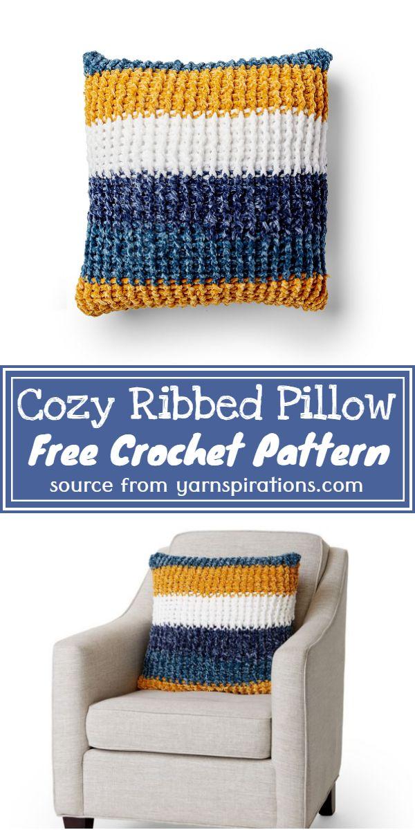 Cozy Pillow Pattern