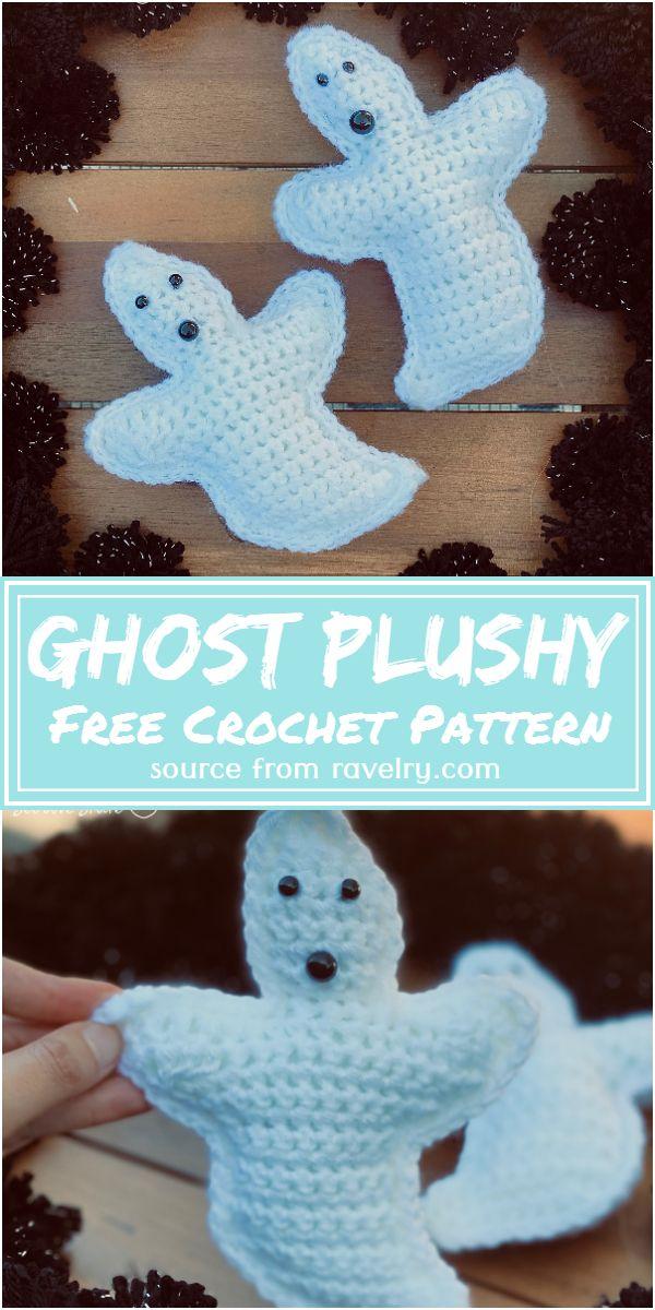 Plushy Free Pattern
