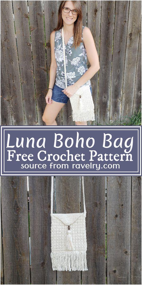 Luna Bag Pattern