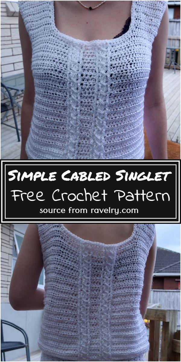 Simple Singlet Free Pattern