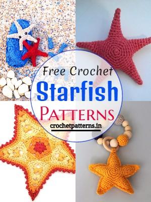 Crochet Starfish Patterns