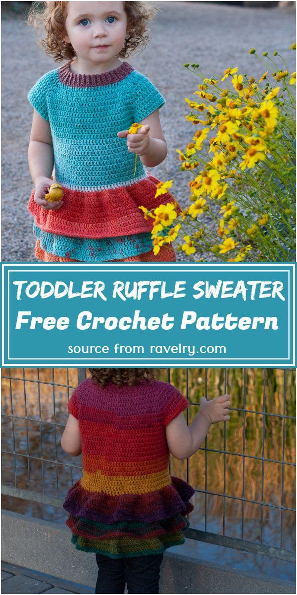 Toddler Sweater Pattern