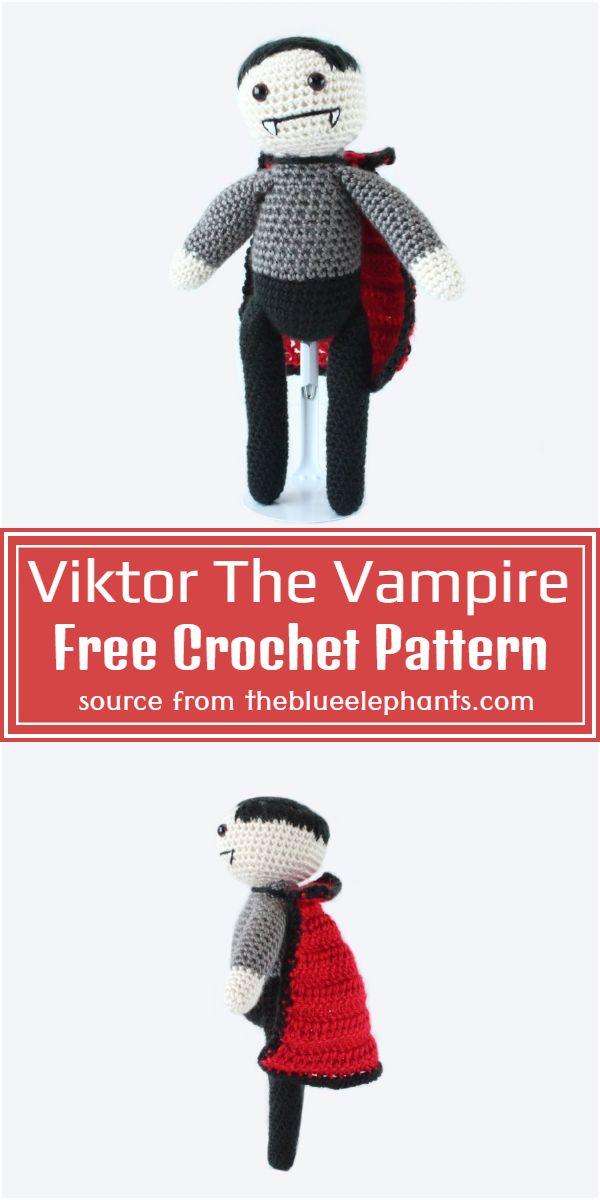 Viktor The Free Pattern