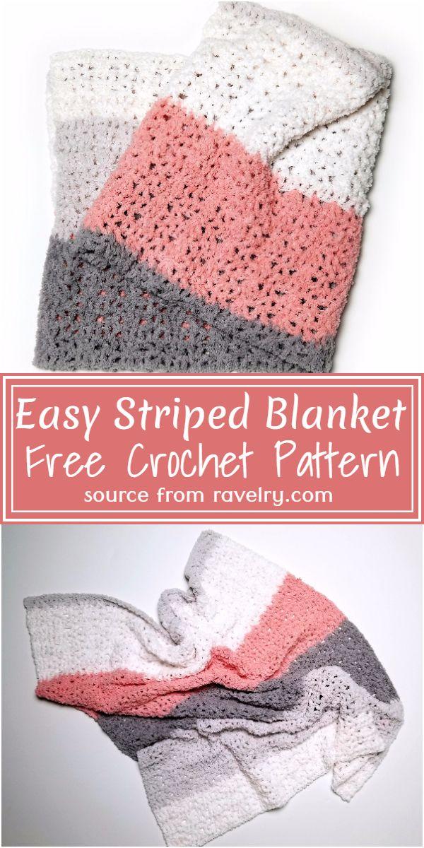Easy Blanket Pattern