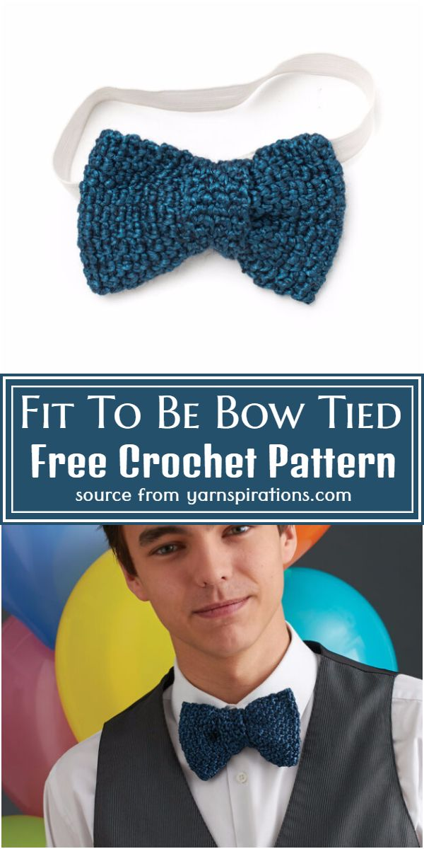 Fit To Be Tied Pattern