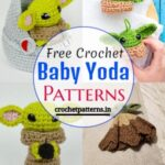 Free Crochet Baby Yoda Patterns