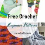 Beautiful Admirability Free Crochet Beginner Patterns