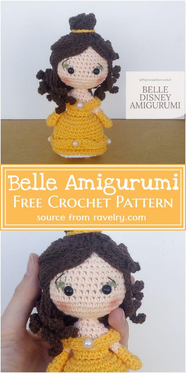 Free Amigurumi Pattern