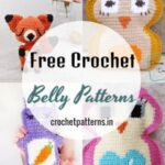Free Crochet Belly Patterns - Amigurumi Patterns