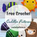 Cozy And Beautiful Free Crochet Cuddler Patterns