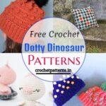 Superb Series Of Free Crochet Dotty Patterns