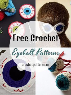 Free Crochet Eyeball Patterns