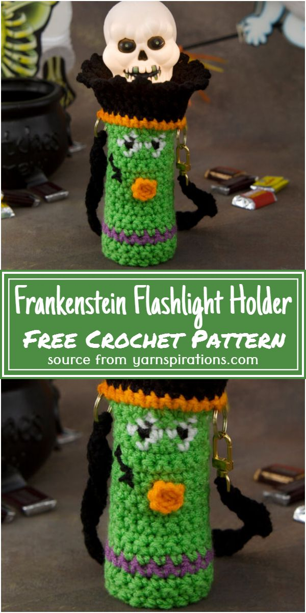 Free  Flashlight Holder Pattern
