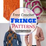 Stylish And Charming Free Crochet Fringe Patterns