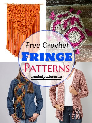 Free Crochet Fringe Patterns