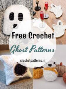 Free Crochet Ghost Patterns