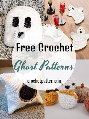 Free Crochet Ghost Patterns