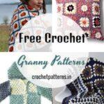 Easy Free Crochet Granny Patterns
