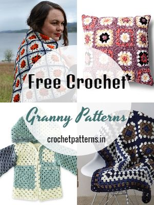 Free Crochet Granny Patterns
