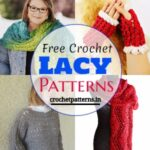 Handmade Free Crochet Lacy Patterns And Designs
