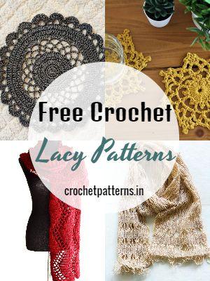 Free Crochet Lacy Patterns