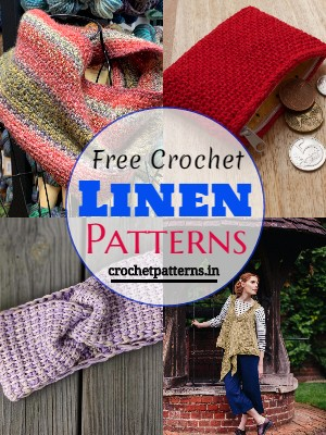Free Crochet Linen Patterns