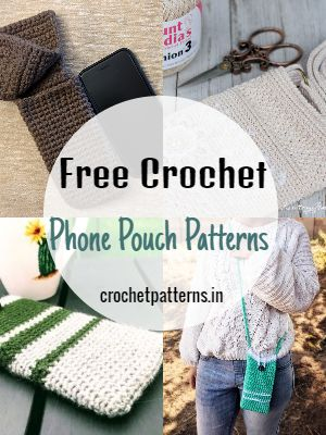 Free Crochet Phone Pouch Patterns