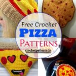 Superb Series Of Free Crochet Pizza Patterns