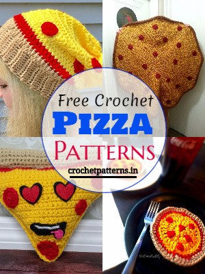 Free Crochet Pizza Patterns