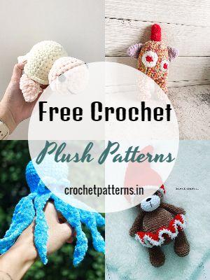 Free Crochet Plush Patterns