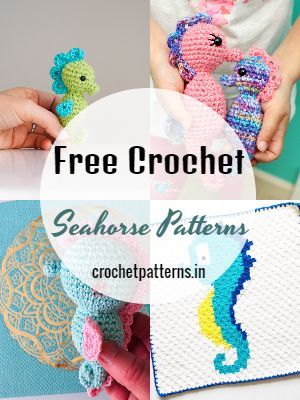 Free Crochet Seahorse Patterns