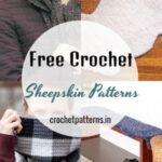 Adorable Free Crochet Sheepskin Patterns