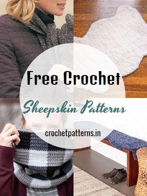 Free Crochet Sheepskin Patterns