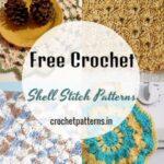 Beautiful And Unique Free Crochet Shell Stitch Patterns