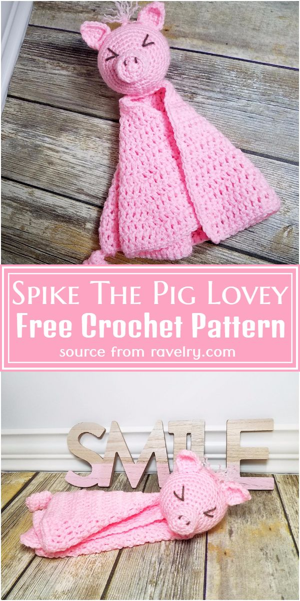 Free Spike The Lovey Pattern