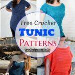 Easiest Handmade Free Crochet Tunic Patterns