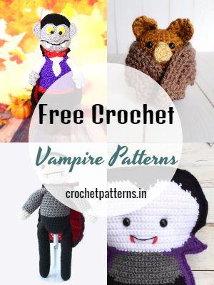 Free Crochet Vampire Patterns