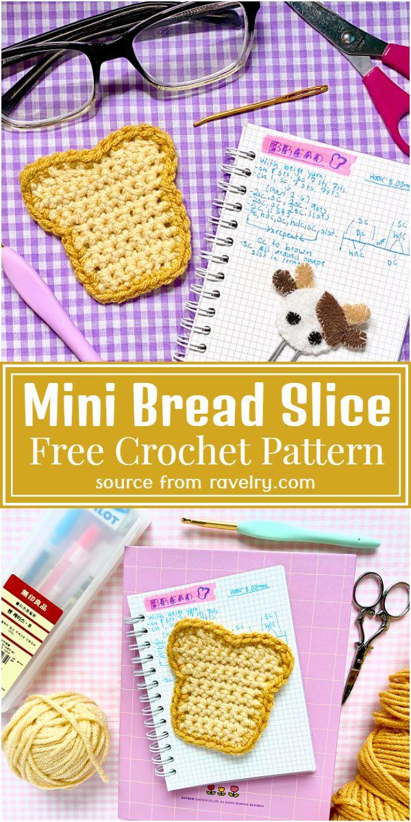 Mini Bread Pattern