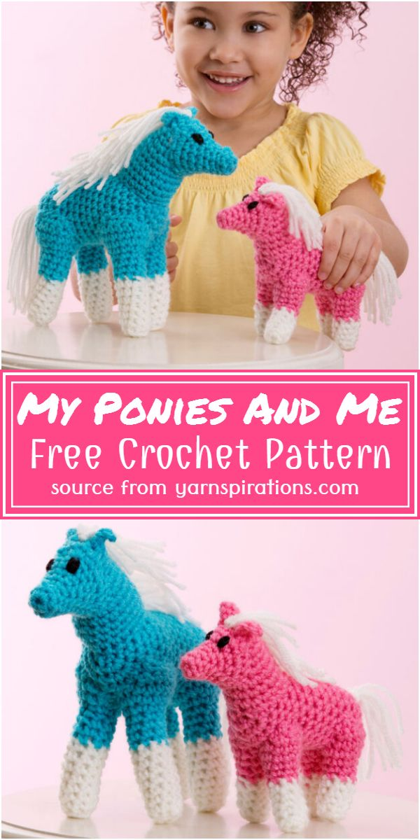 My And Me Pattern