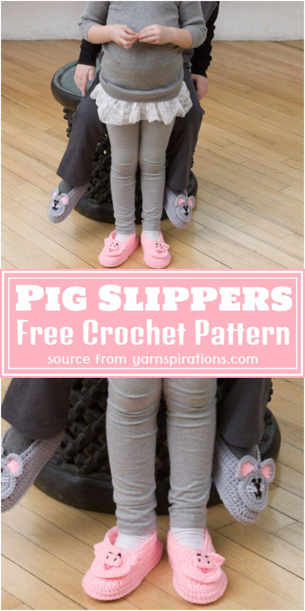 Slippers  Pattern
