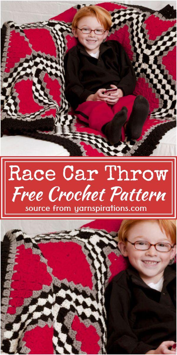 Race Throw Pattern