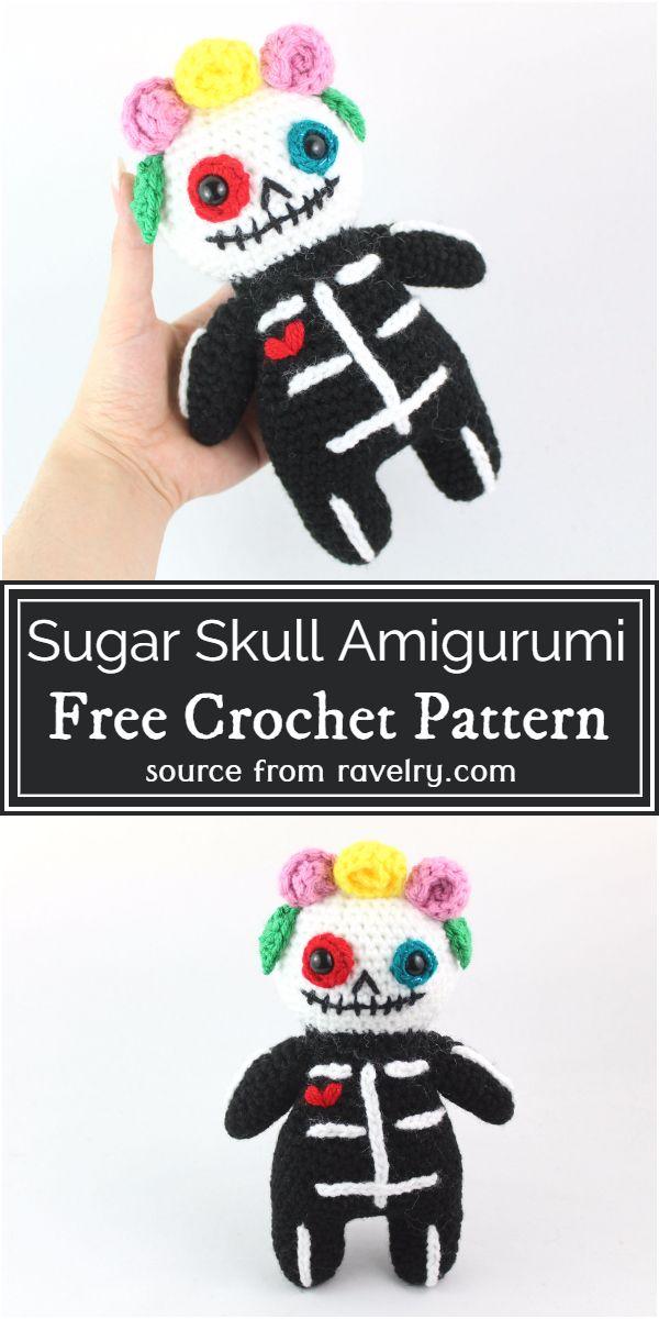 Sugar Amigurumi Pattern