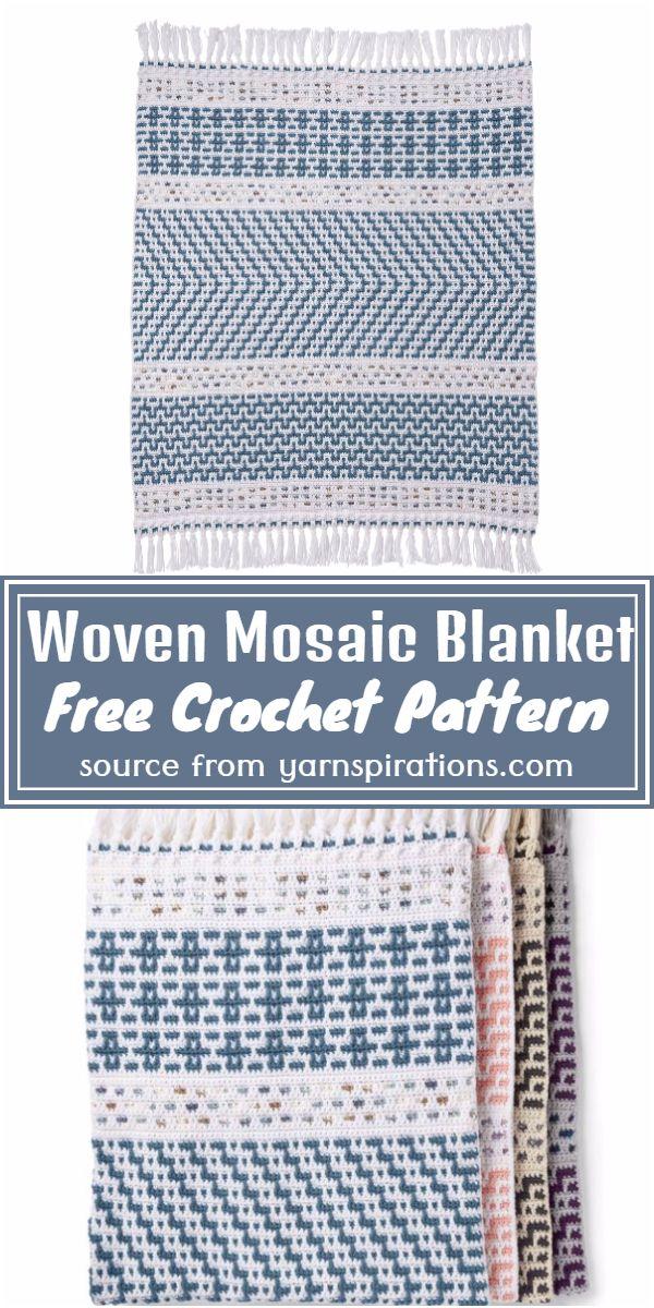 Woven Blanket Pattern