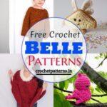 Amigurumi Free Crochet Belle Patterns