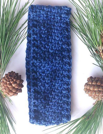Crochet Ceilidhe's Ear Warmer Pattern