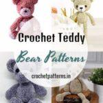 Cute Crochet Teddy Bear Patterns