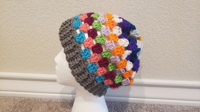 Easy Breezy Hat Free Pattern