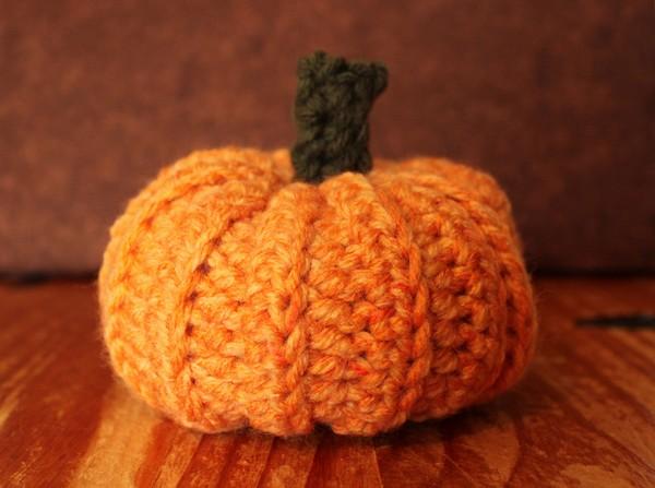 Free Pumpkin Amigurumi Pattern