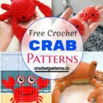 Handmade Free Crochet Crab Patterns